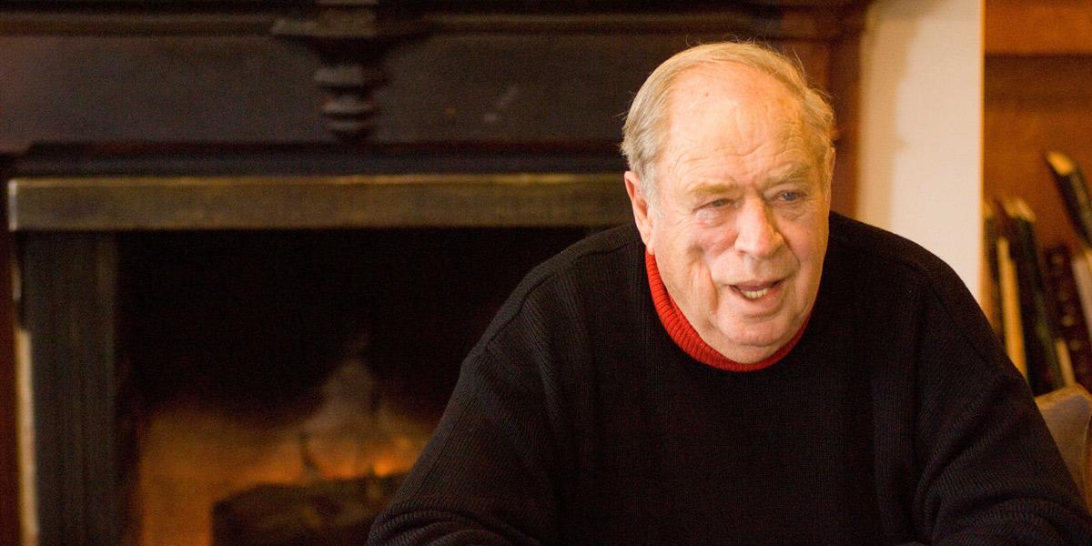 Peter Lehmann was a man of legendary status. Photo: John Kruger