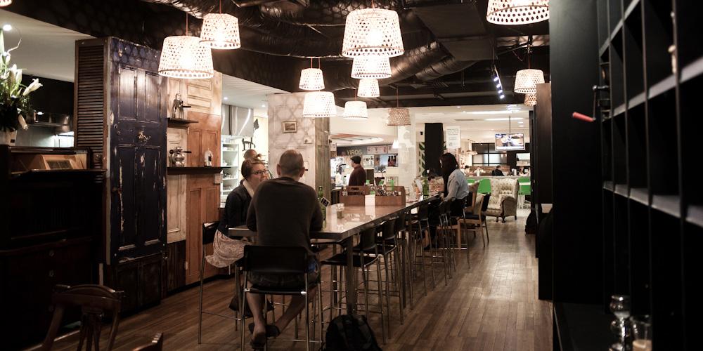 Bar Nine Central. Photo: Nat Rogers/InDaily