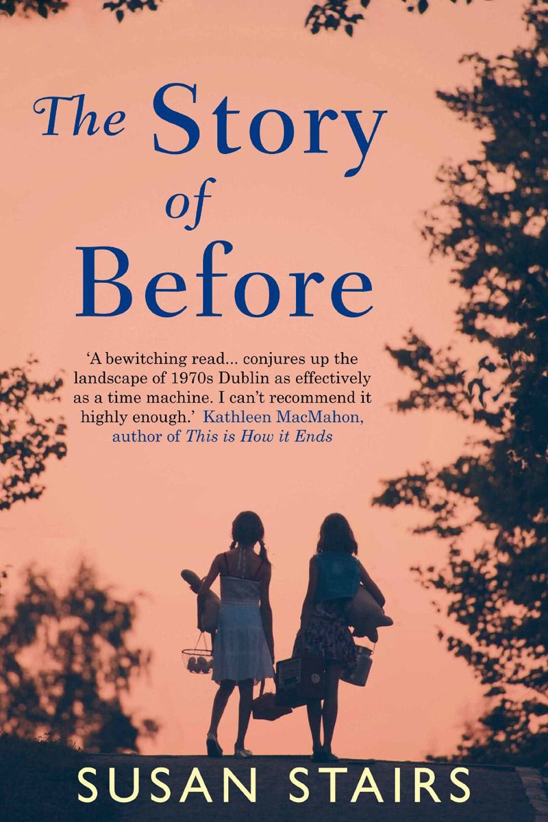 The Story of Before, by Susan Stairs, Corvus Books, $27.99