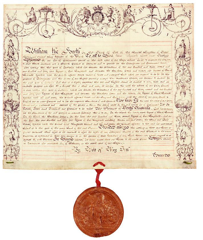 The Letters Patent