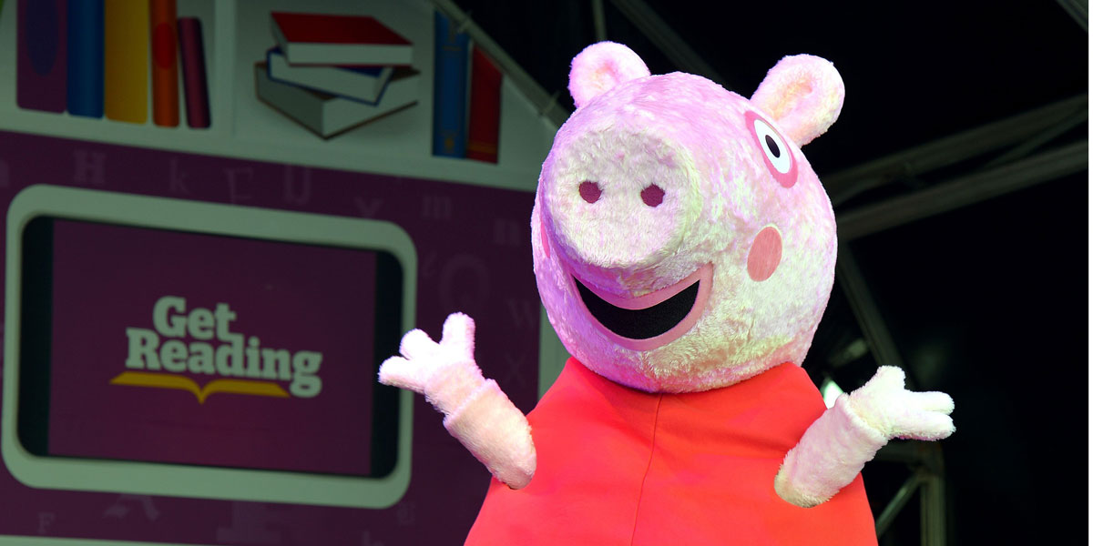 Peppa Pig: part of a weird feminist ABC conspiracy?