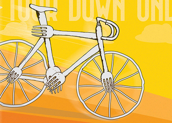 Fork on the Road poster artwork