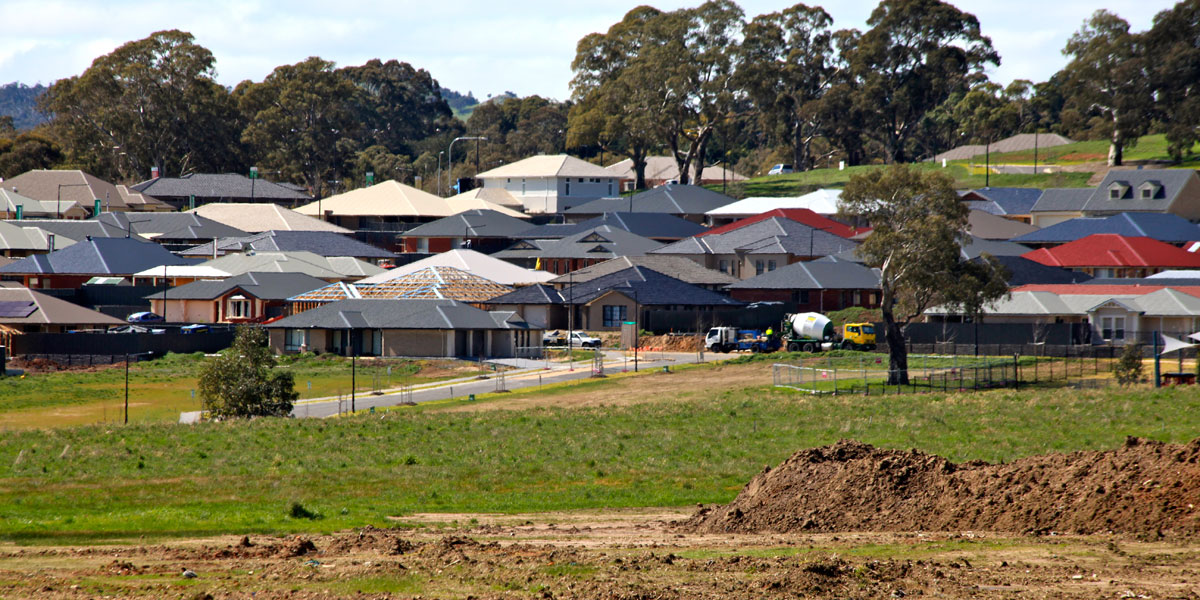 Fast-growing Mt Barker should be on a fast regional rail route.