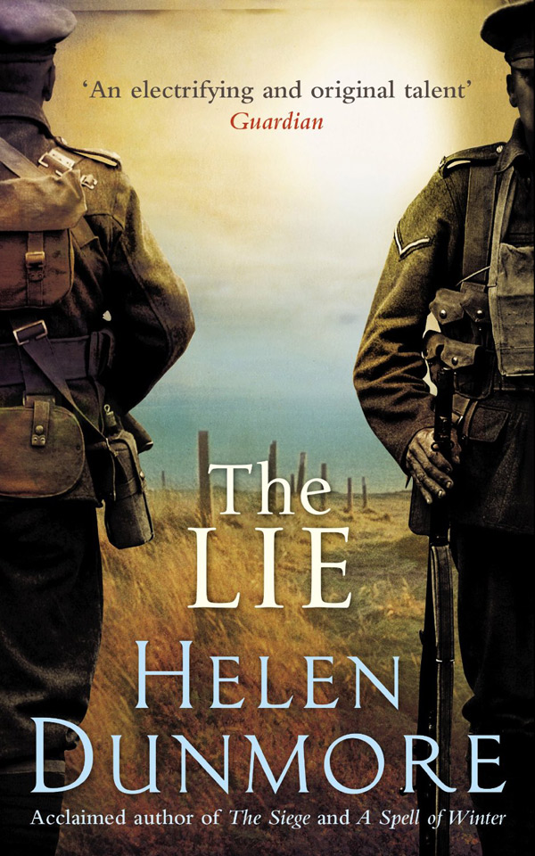 The Lie, by Helen Dunmore, Hutchinson, $27.99