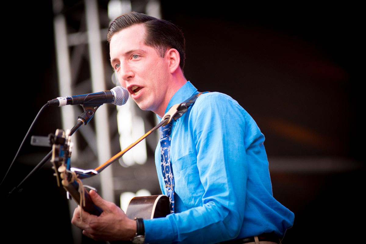 Pokey LaFarge. Photo: Che Chorley