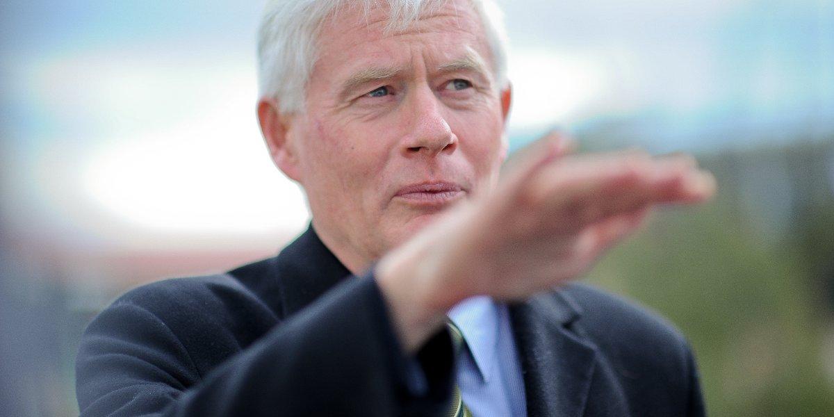 Planning Minister John Rau. Photo: Nat Rogers / InDaily