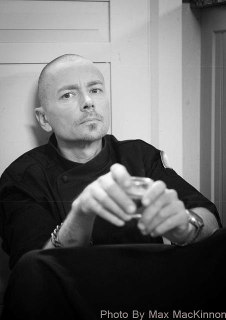 Festival co-creative director Simon Bryant
