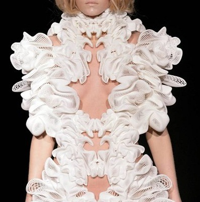 Clothes and other personal items could soon use 3D printing technology.