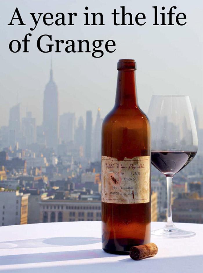 Grange-Book