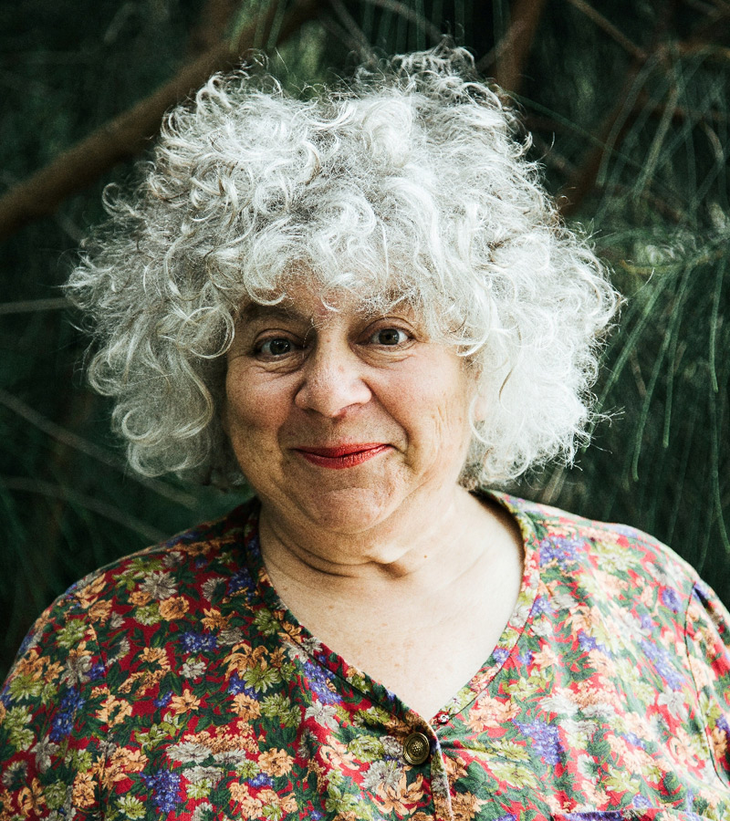 Miriam Margolyes. Photo: James Hartley