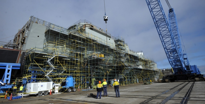 Shipbuilding industry crucial for SA: Minister
