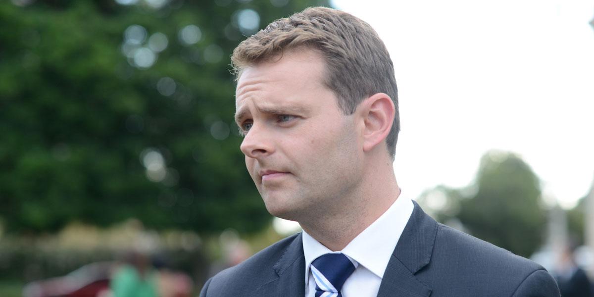 Transport Minister Stephen Mullighan