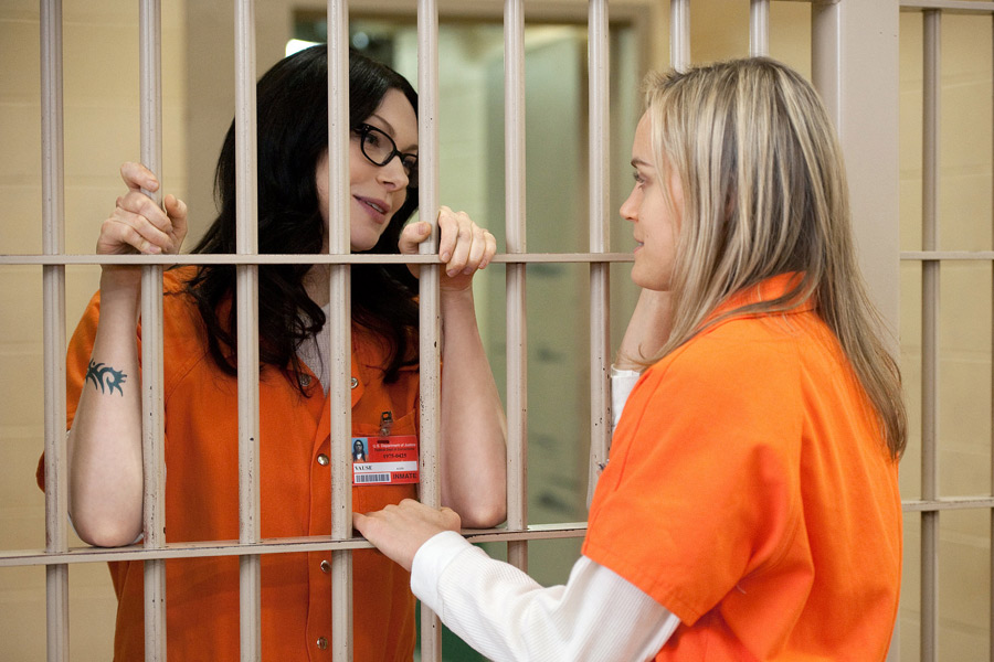 Orange is the New Black will have just one more series on Foxtel.