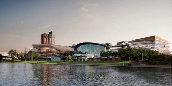 The Convention Centre will host the SA Business Index presentation lunch in October.