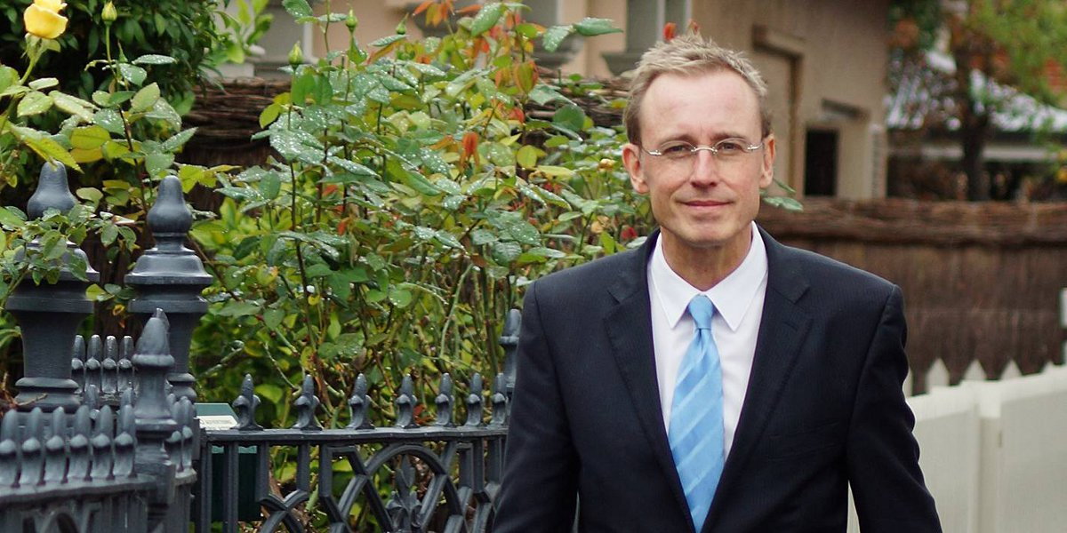 Lord Mayor Martin Haese.