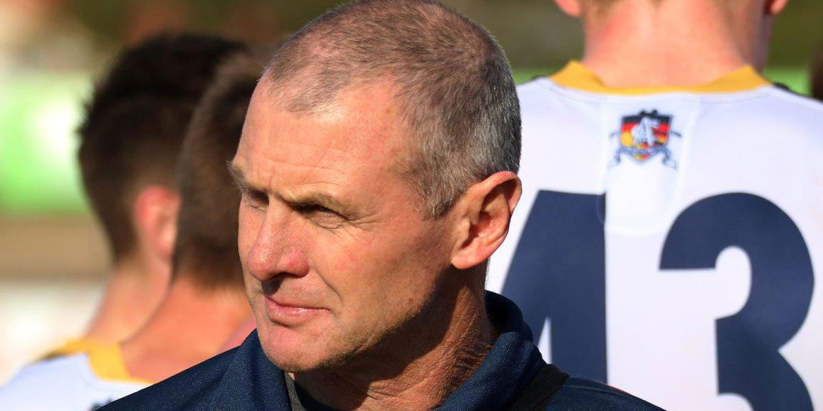 Phil Walsh. Photo: Peter Argent