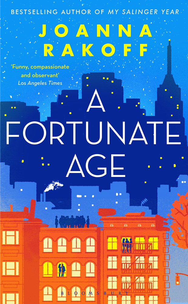 A Fortunate Life, by Joanna Rakoff, Bloomsbury, $32.99