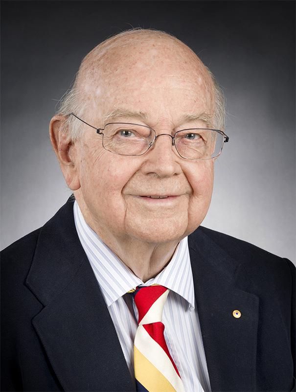 Flinders University Emeritus Professor Ian Maddocks.