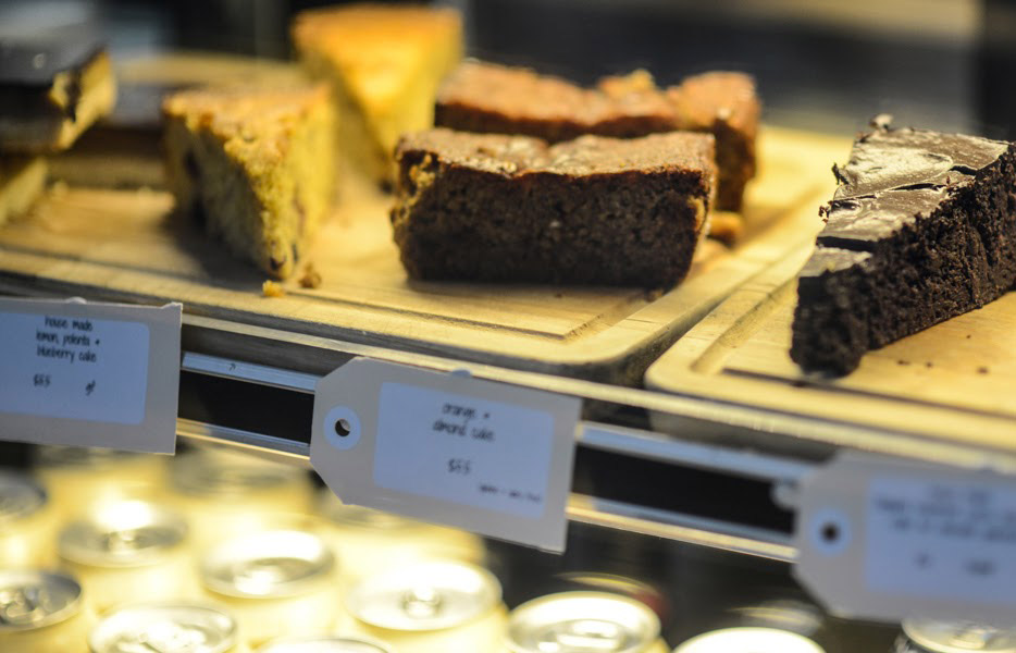Entropy-cakes