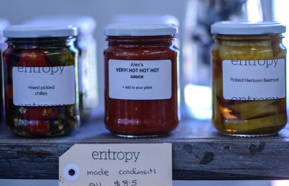 Entropy-jars