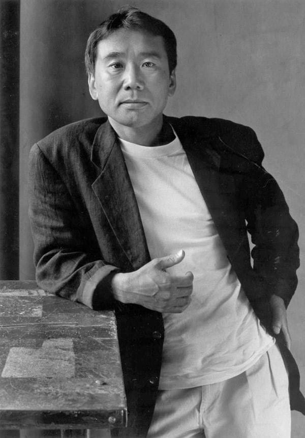 Haruki-Murakami-