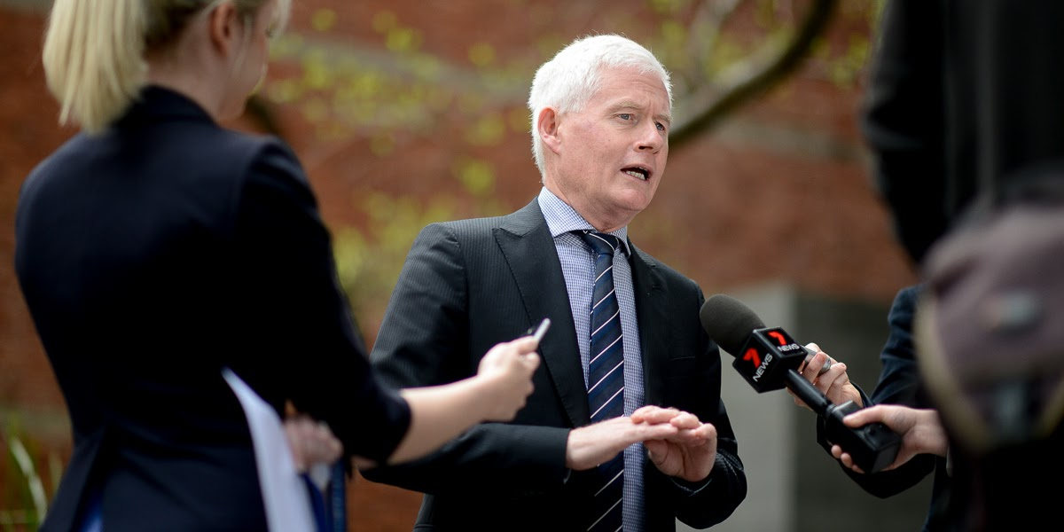 John Rau today flagged a rationalisation of liquor licensing categories. Photo: Nat Rogers/InDaily