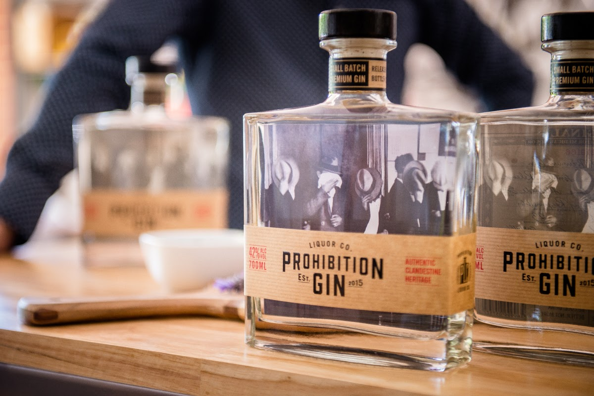 Prohibition Gin 2