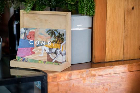Combi-menus
