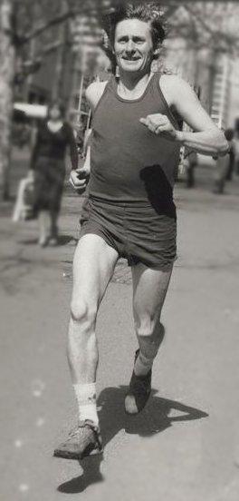 John Bannon was an outstanding marathon runner.