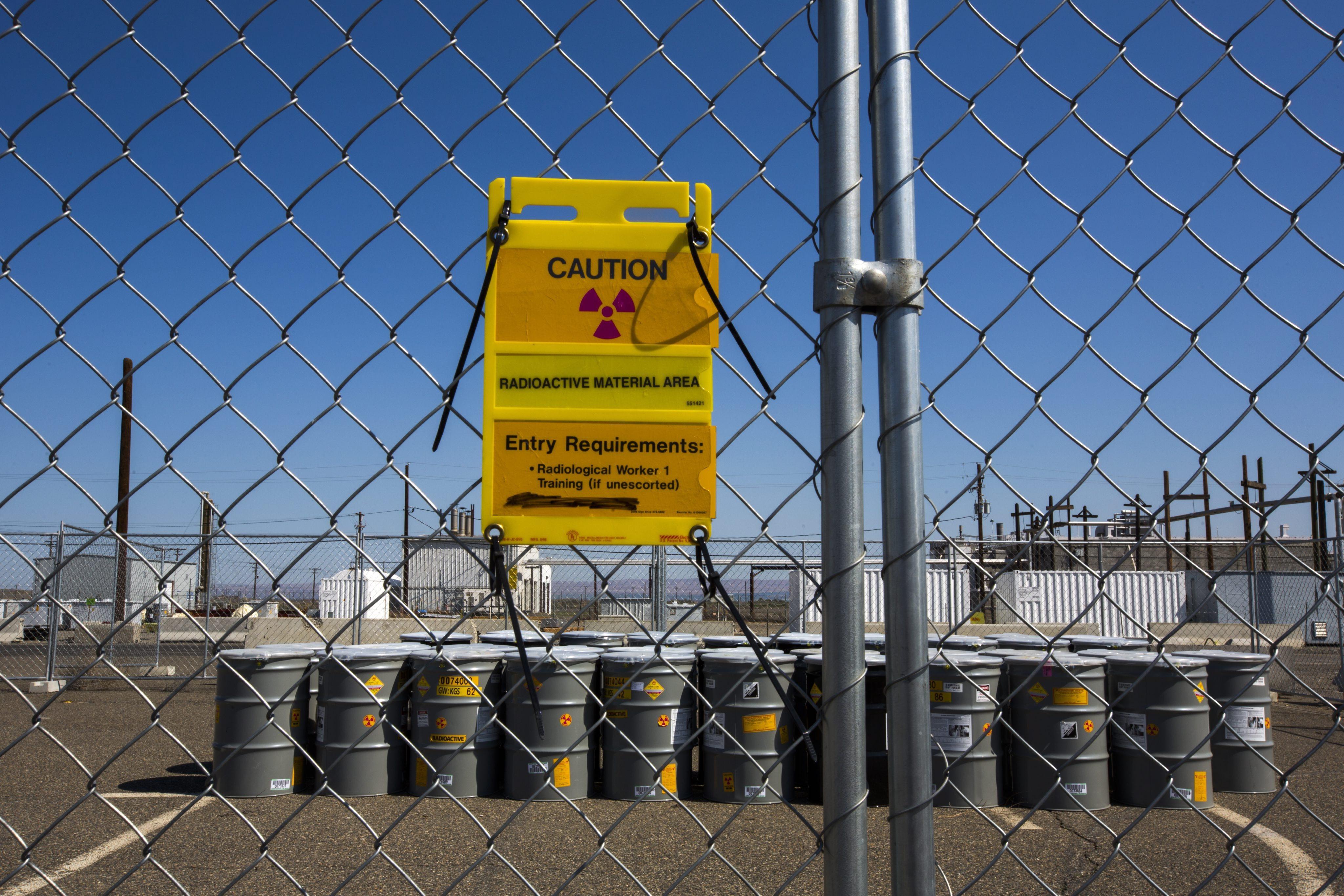 утиутилизация радиоактивных отходовлизация радиоактивных отходов