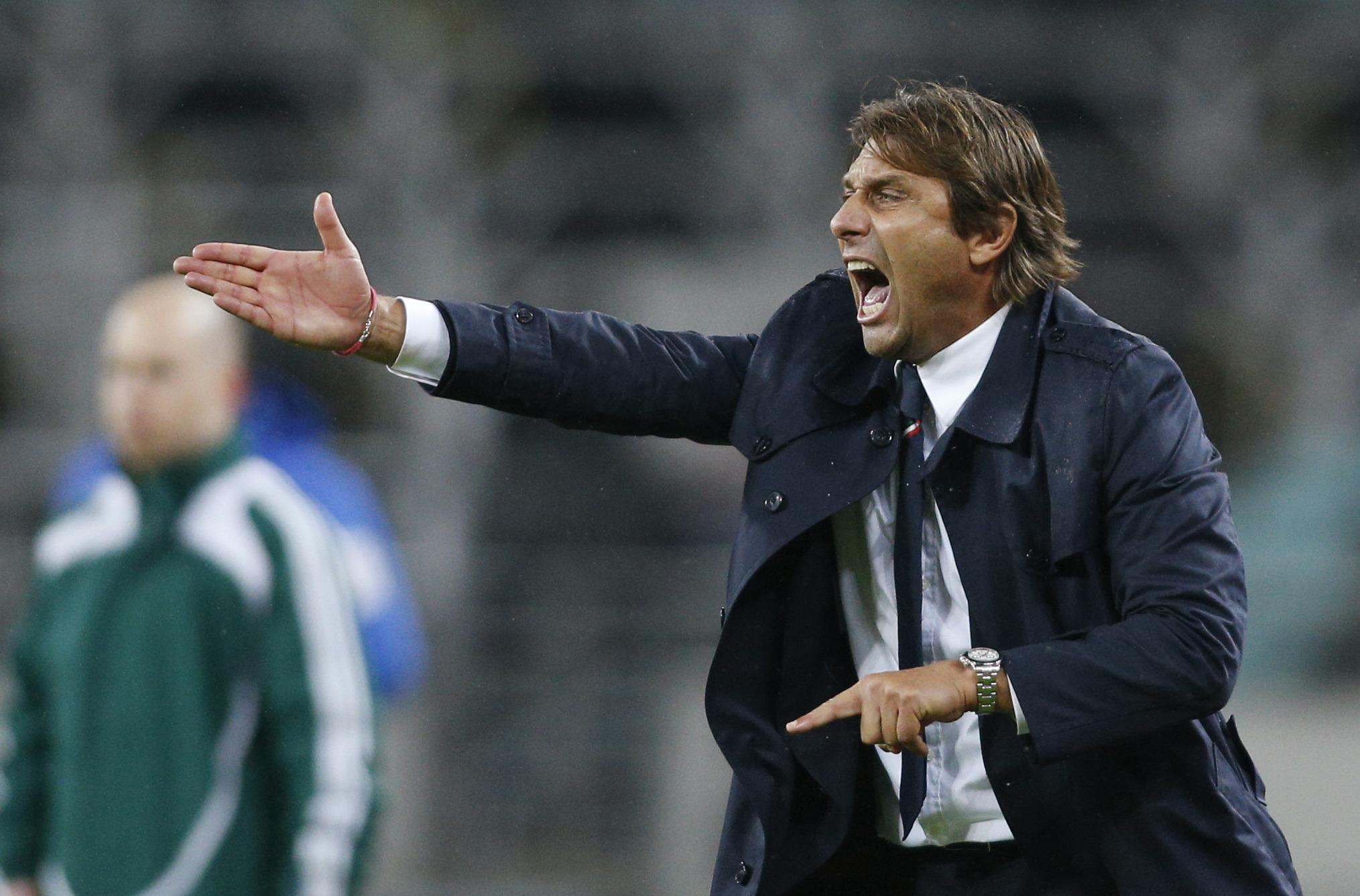 24c9d29f5e9 Italian coach Conte takes on Chelsea job