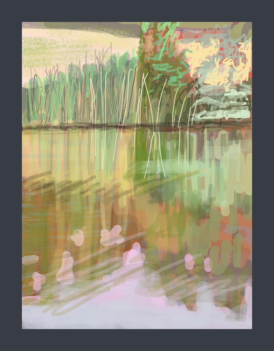 Reflective, Tulya Wodli by Sally Parnis.