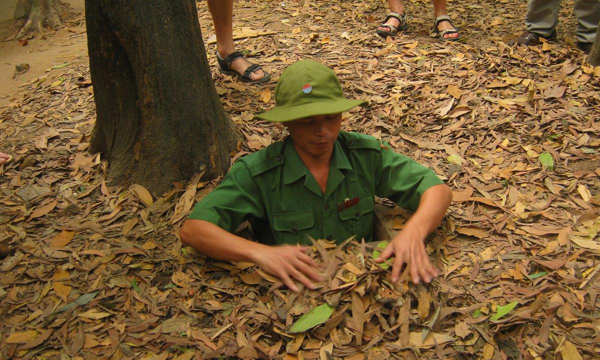 Tourism changes understanding of Vietnam War - InDaily