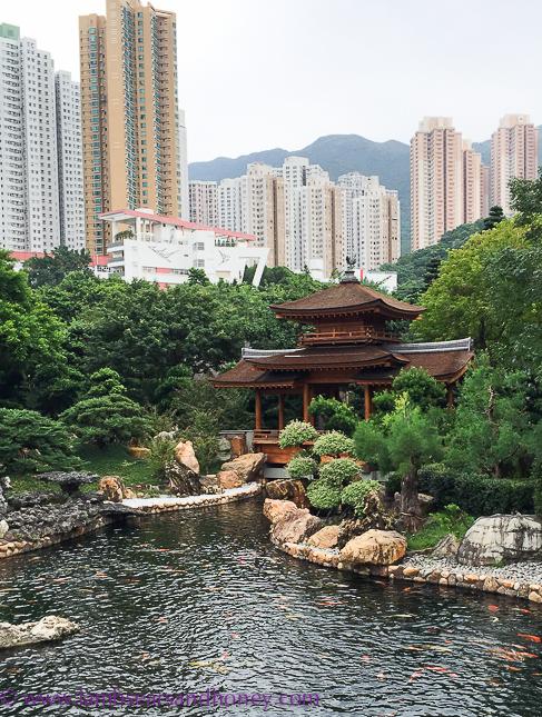 Hong Kong - Nan Lian Garden 1