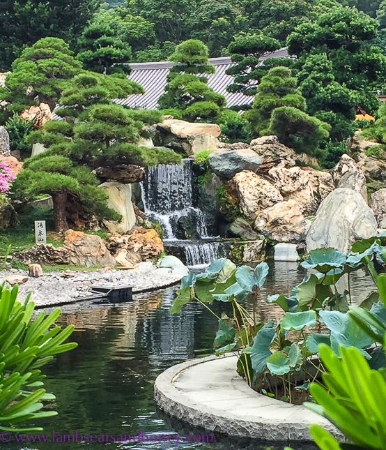 Hong Kong - Nan Lian Garden 2