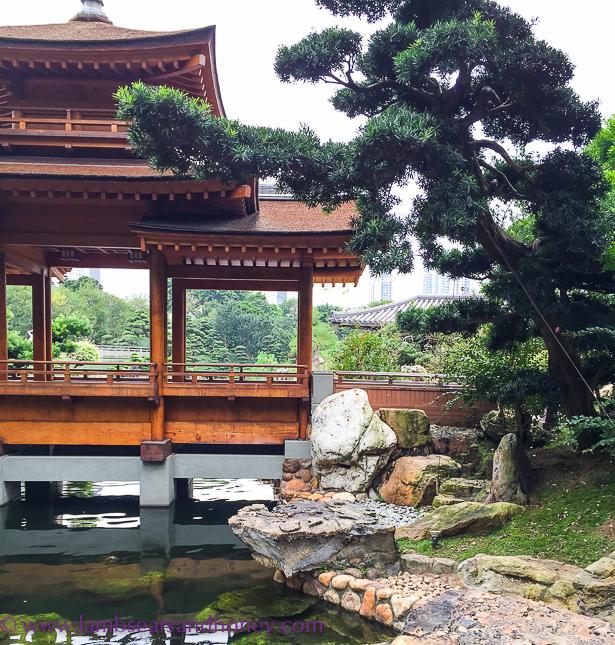 Hong Kong - Nan Lian Garden 3