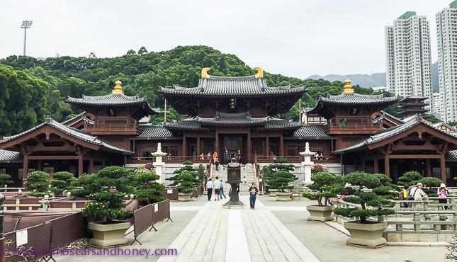 Hong Kong - Nan Lian Garden 6