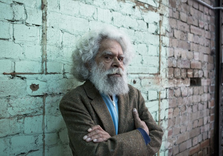 Jack Charles as Uncle Jimmy. Photo: ABC