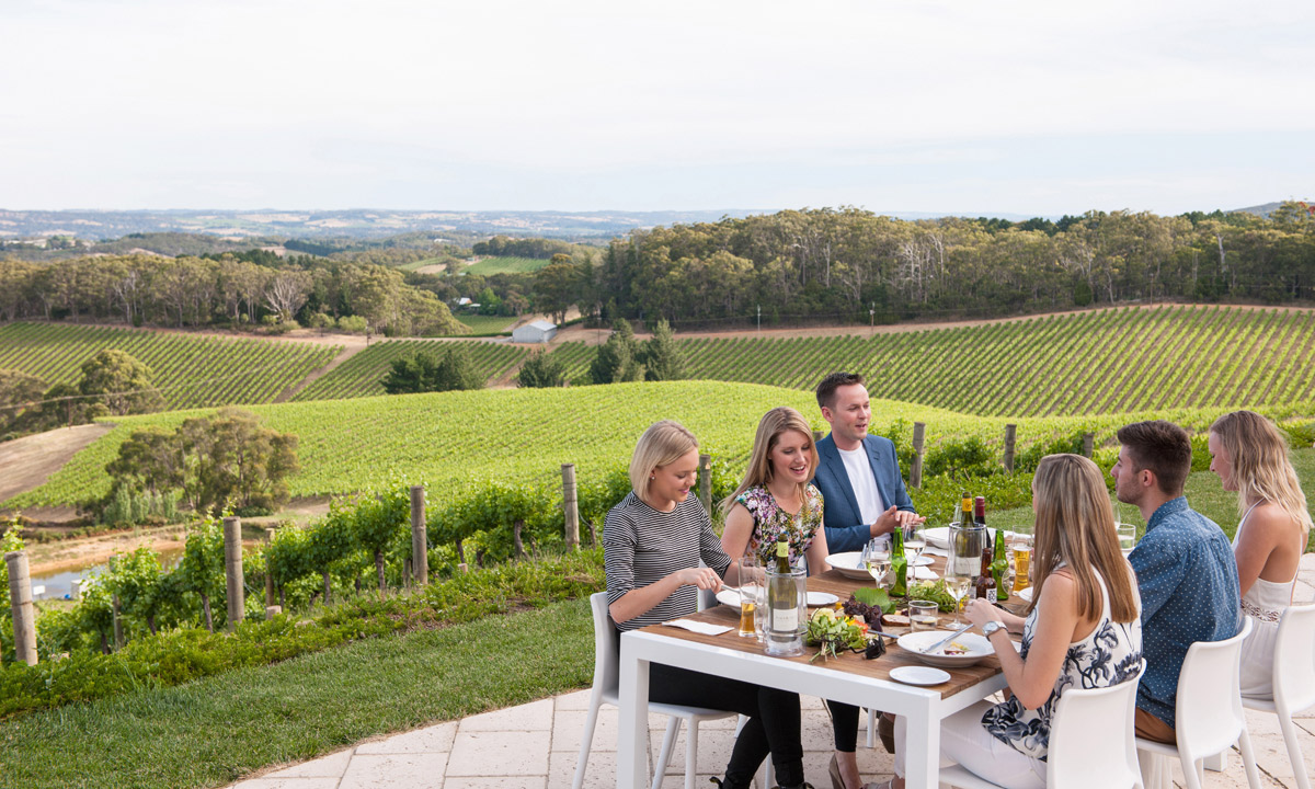 Adelaide Hills Food And Wine Festival