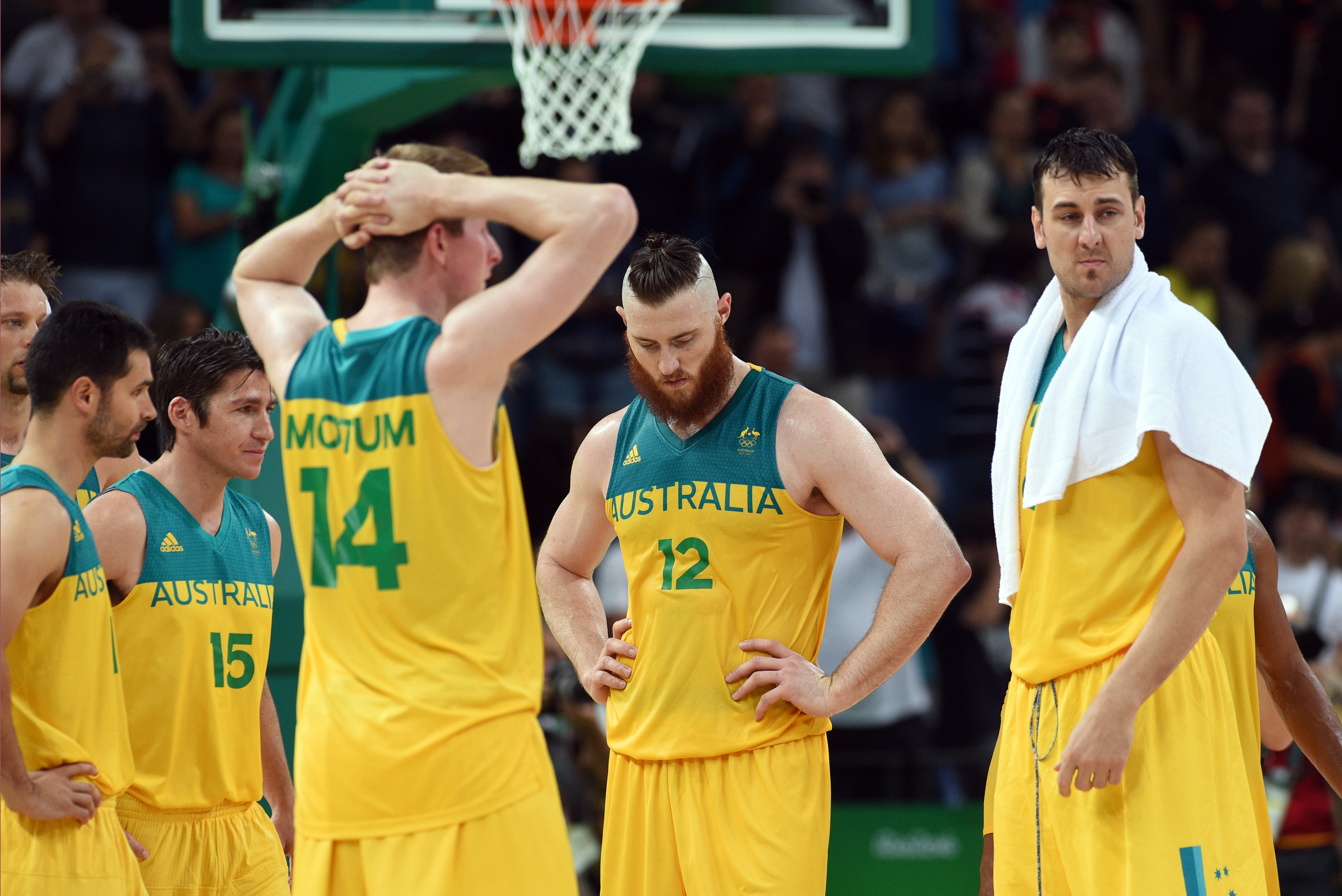 Heartbreak As Medal Ripped From Boomers Grasp Indaily