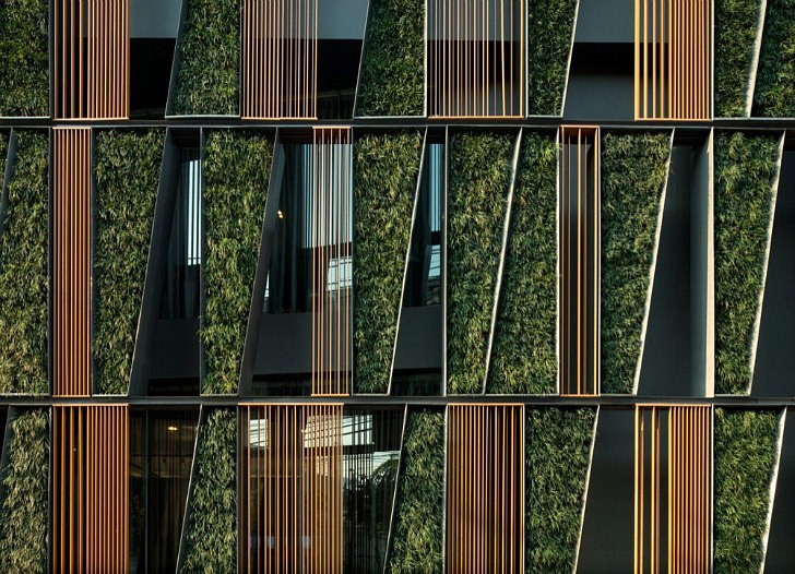 Zero-carbon city apartment complex for Adelaide
