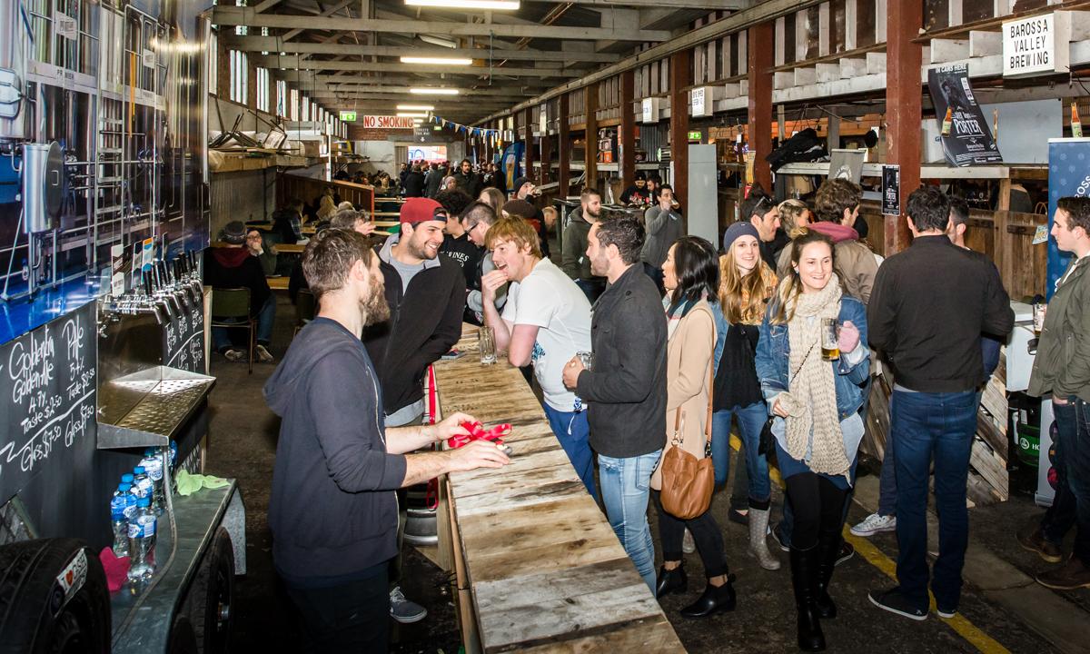 Adelaide Brews Up Huge Craft Beer Week Indaily