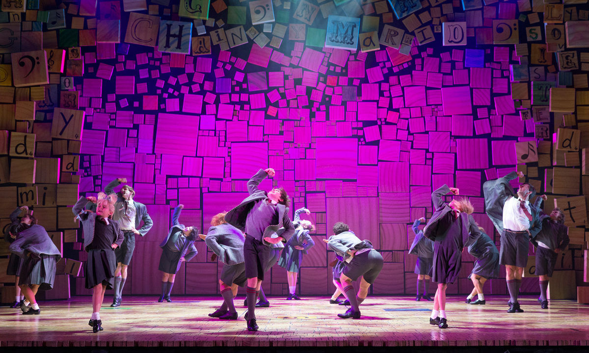 Review: Matilda the Musical - InDaily