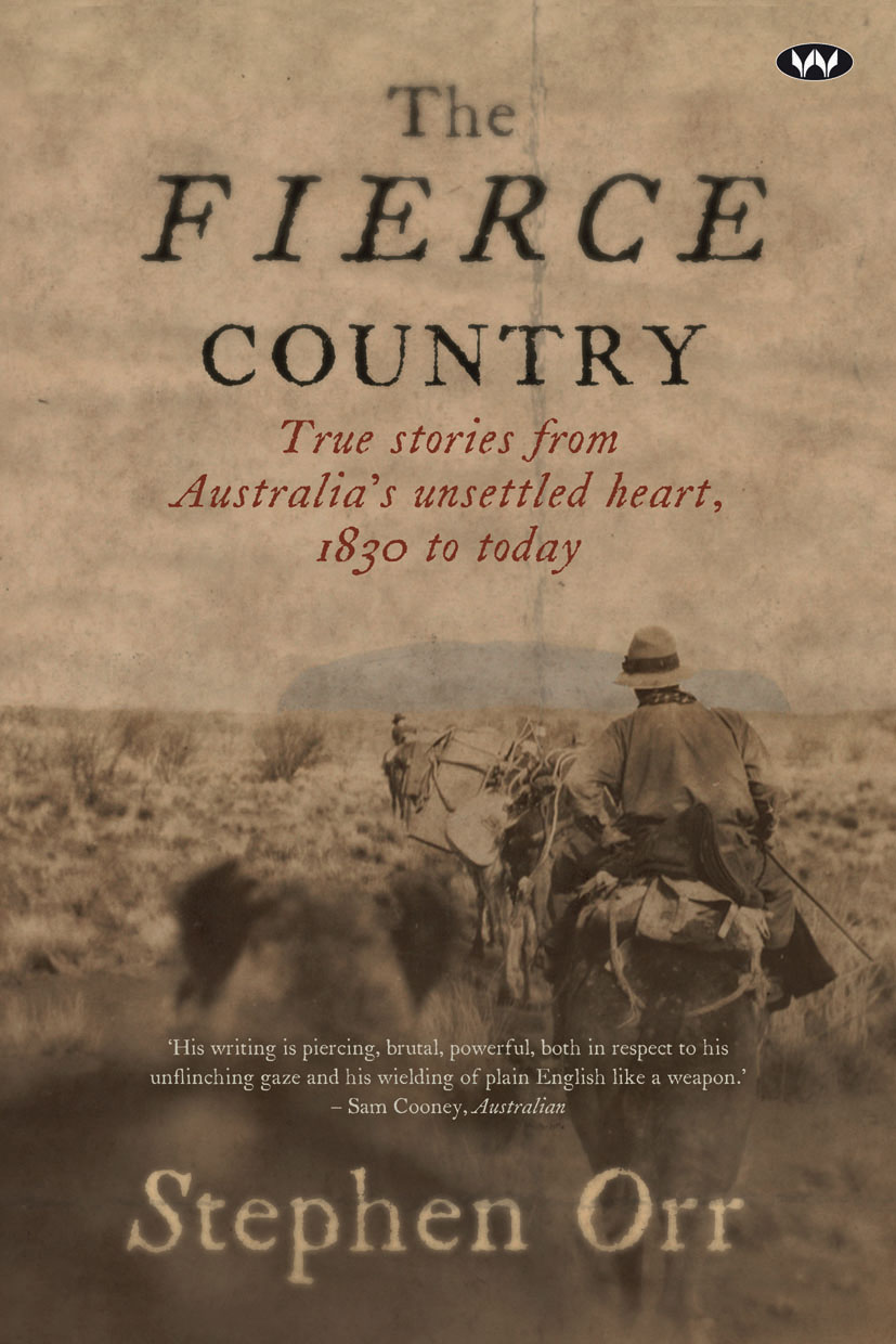 An incredible story of survival in Fierce Country