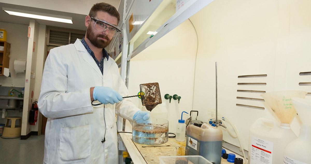 Waste cooking oil used to make slow release fertiliser