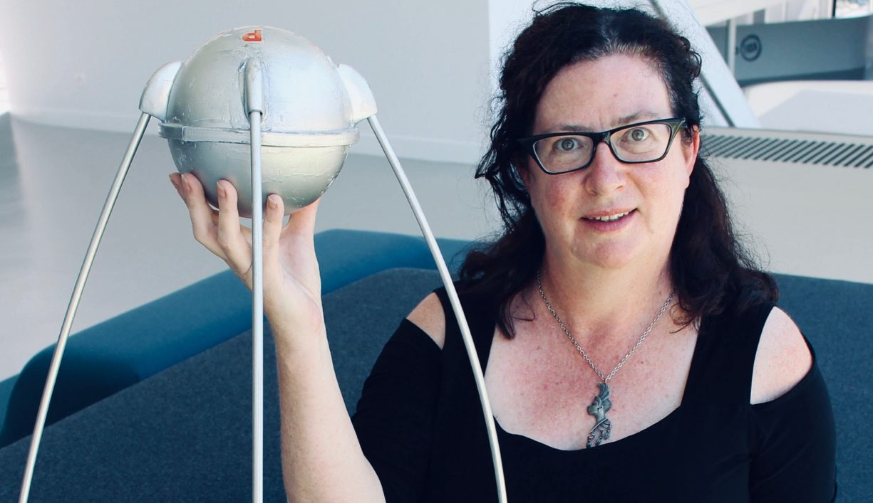 'We are a space-faring nation' - InDaily