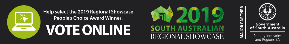 Help select the 2019 Regional Showcase People' Choice Award Winner! VOTE ONLINE