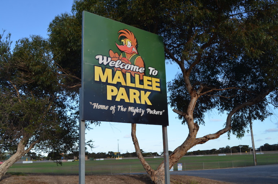 Mallee Park Football Club in Port Lincoln is renowned for exporting AFL talent.