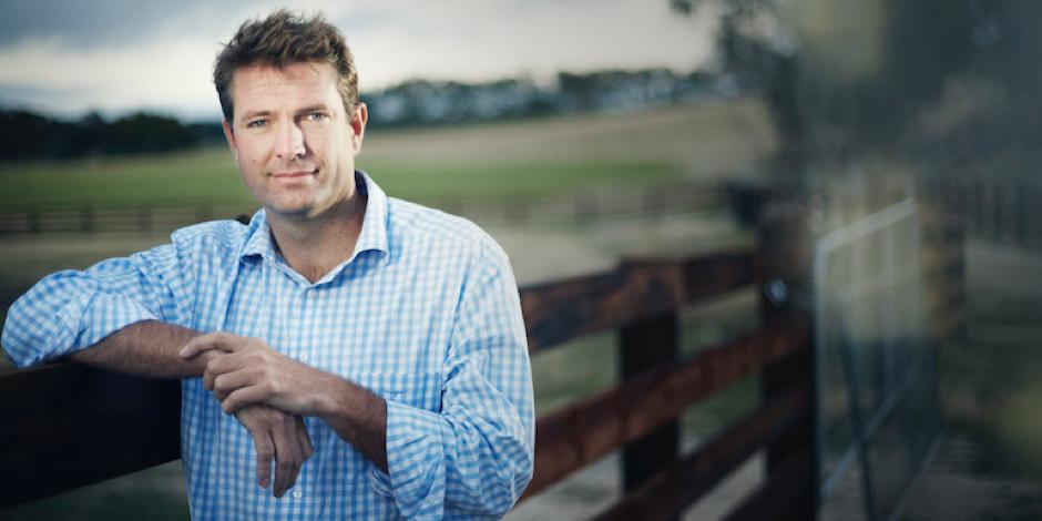 Thomas Foods International CEO Darren Thomas.