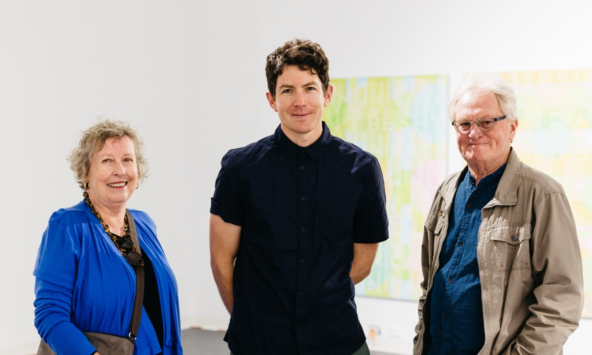 Ruth Trenerry, Simon Carey, Philip Kitto